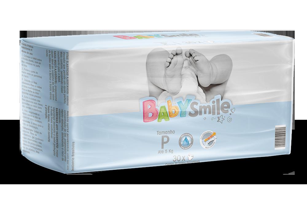 gb-higienicos-fraldas-infantil-baby-smile-p30